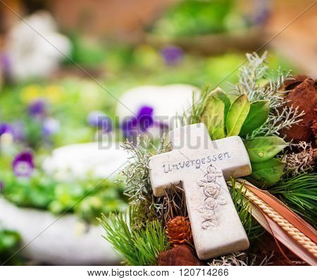 Grave Jewelry, Unforgotten