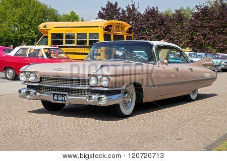1959 Cadillac Sedan De Ville