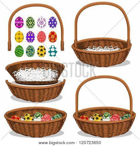 Basic Easter Basket