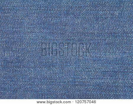 Dark Indigo Jeans Denim Closeup