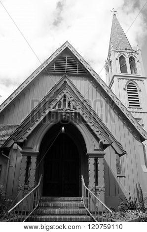 Trinity Episcopal Church San Jose