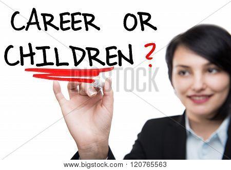 Career or Children
