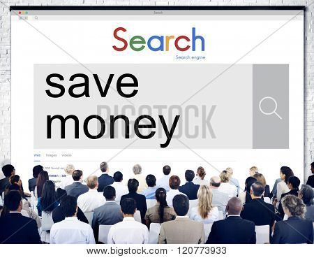 Save Money Finance Banking Capital Money Concept