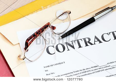 Legal Contract Law Papers