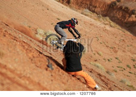 Extreme Bike Photosession