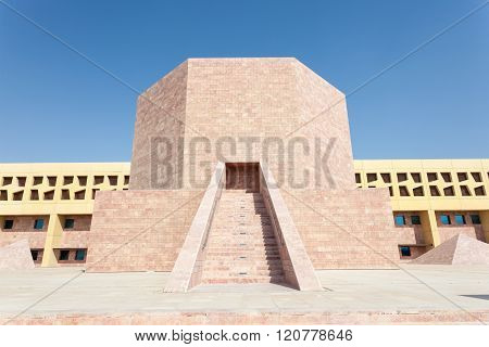 University Building In Doha, Qatar
