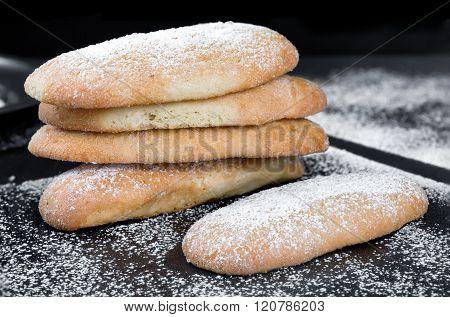 Leavened Savoiardi Biscuits