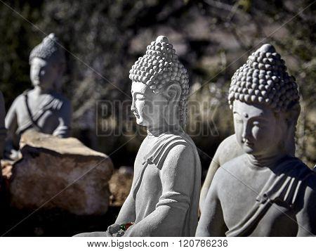 Buddhist Statues