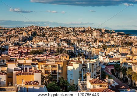 Cityscape Of Torrevieja