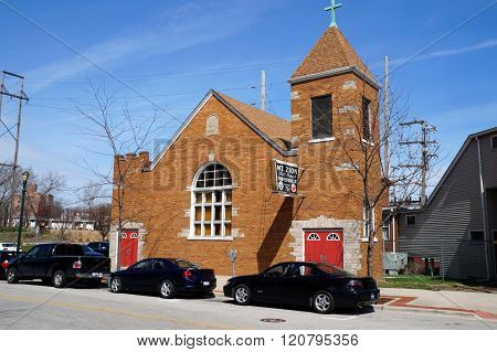 Mount Zion Full Gospel Tabernacle Church