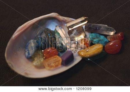 Gemstones On Shell