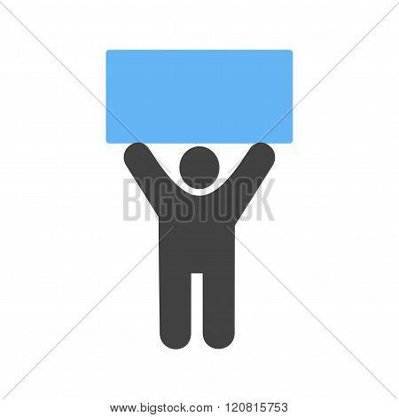 Sign Holder