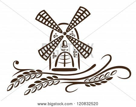 Cereal, windmill