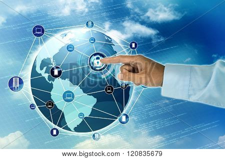 Internet Secured Connection