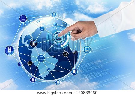 Connect To Internet Network