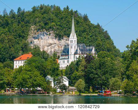Parish Church of Saint Martin in Bled