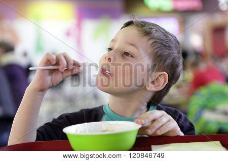 Kid Has Pelmeni