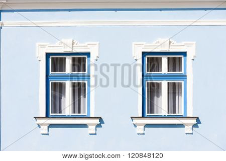 windows of house