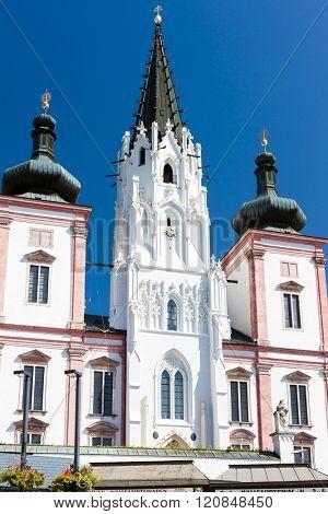 pilgrimage basilica, Mariazell, Styria, Austria