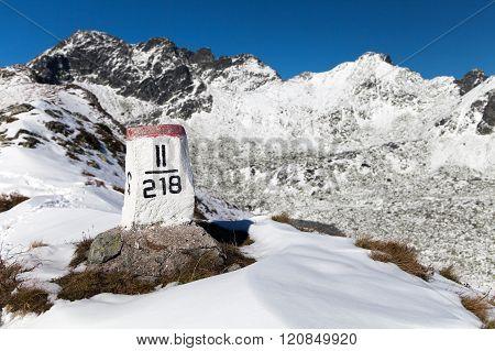 Tatra Mountains - Slovakia And Poland Border