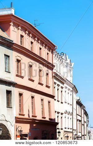 Rynek of Old Town, Lublin, Lublin Voivodeship, Poland