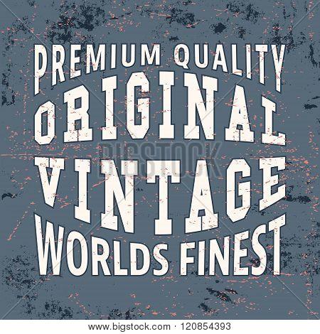 Finest Vintage Stamp
