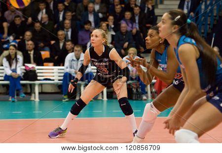 Anna Malova (3) In Action