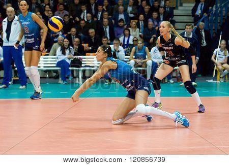 Yana Shcherban (6) In Action