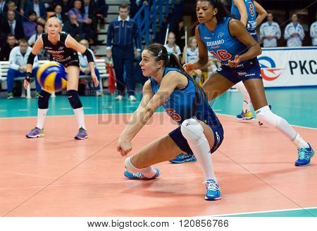 Yana Shcherban (6) Take A Ball