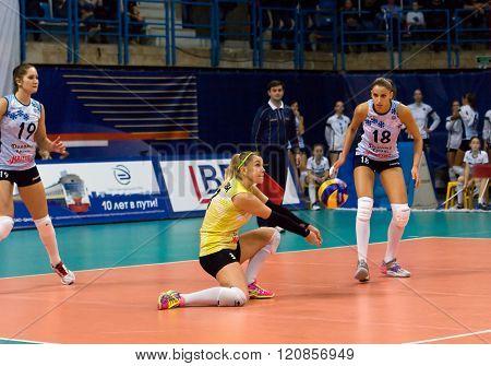 E. Ezhova (3) In Action