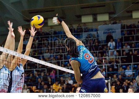 N. Obmochaeva (8) Attack