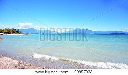Desenzano Garda Lake