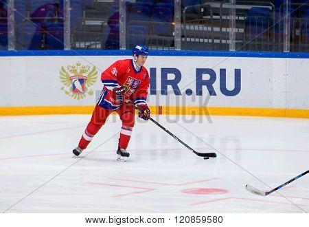 Martin Maskarinec (33) In Action