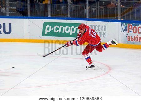 Alexey Zhamnov (14) Attack