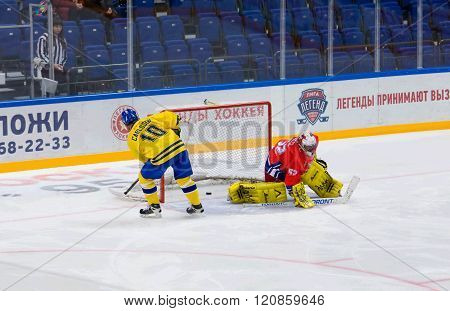 Anders Carlsson (10) Score