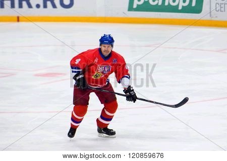 Peter Andersson (4) In Action
