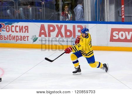 Willy Lindstrom (20) Shot