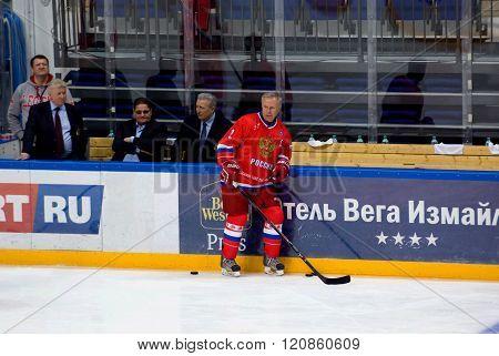 Vyacheslav Fetisov (2) Rest