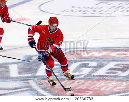 Sergei Fedorov (91) In Action
