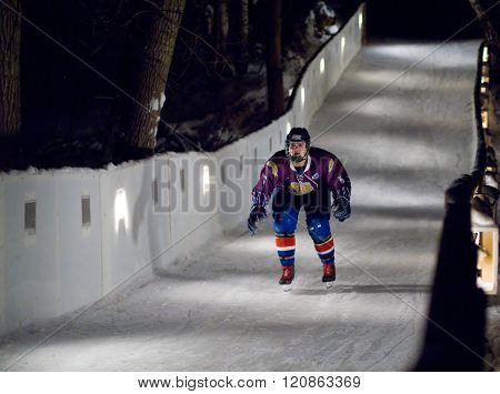 Skate Speed Downhill