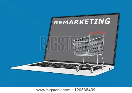 Remarketing Concept