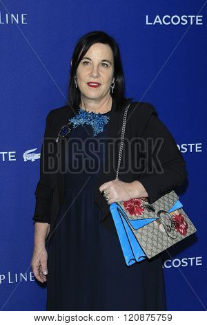 LOS ANGELES - FEB 23: Arianne Phillips at the 18th Costume Designers Guild Awards at the Beverly Hilton Hotel on February 23, 2016 in Beverly Hills, California