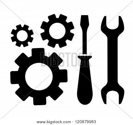 concept repair symbol
