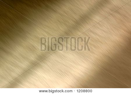 Golden Metallic Background Blur.
