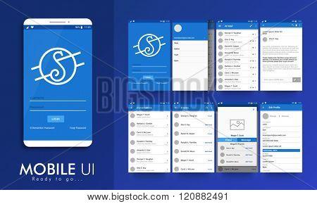 login screens ux