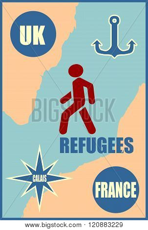 Refugees relative theme image