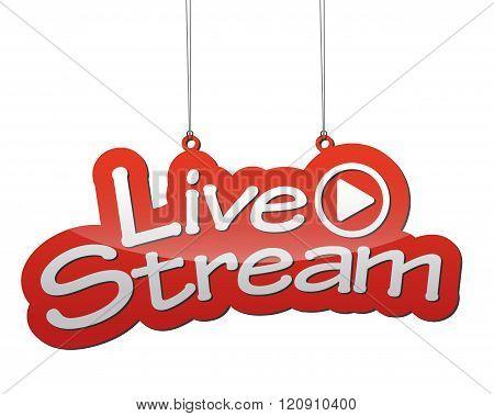 Background Live Stream