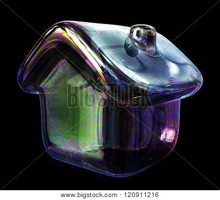 Soap Bubble House Concept