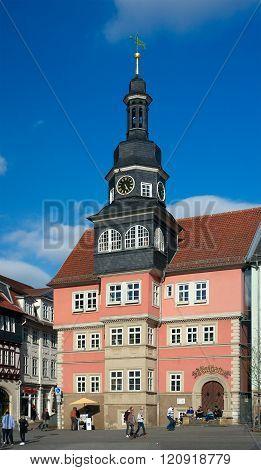Town Hall, Eisenach, Germany