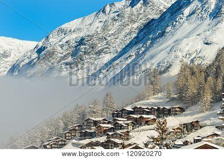 Zermatt Mist